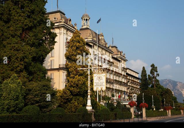Grand Hotel Des Iles Borromees Stresa Vb Italie