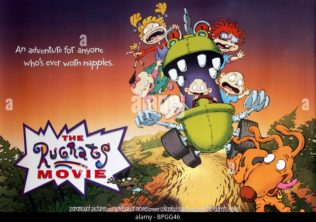 Rugrats The Movie Stock Photos & Rugrats The Movie Stock ...