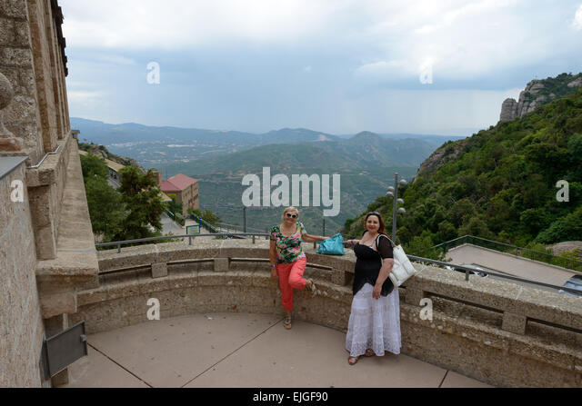 Montserrat Spain Stock Photos Amp Montserrat Spain Stock