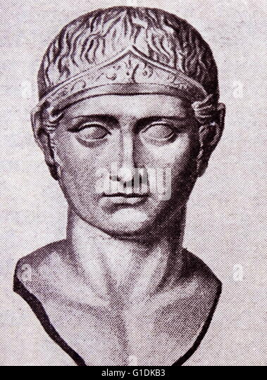 a biography of nero drusus claudius germanicus a roman emperor Claudius (tiberius claudius caesar augustus germanicus) was the roman emperor from 41 ad to 54 ad as the emperor, he is credited to have expanded the roman empire to include britain as a province he was born as the son of nero claudius drusus, a popular and successful roman general who died when claudius was just a baby.