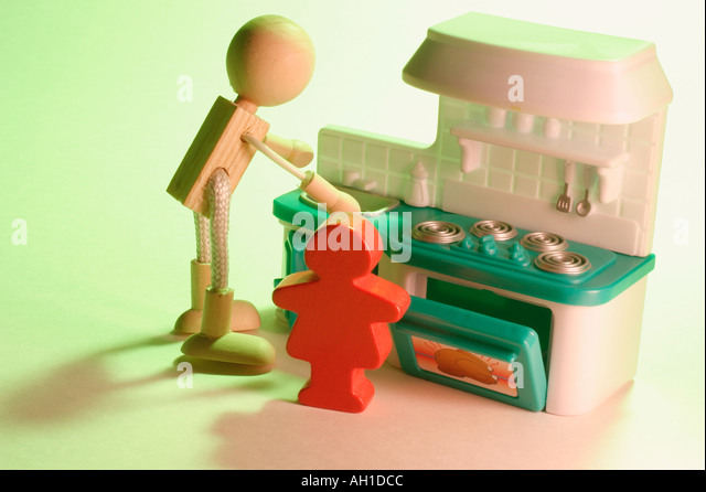 Miniature kitchen utensils stock photos miniature for Kitchen gadgets barcelona