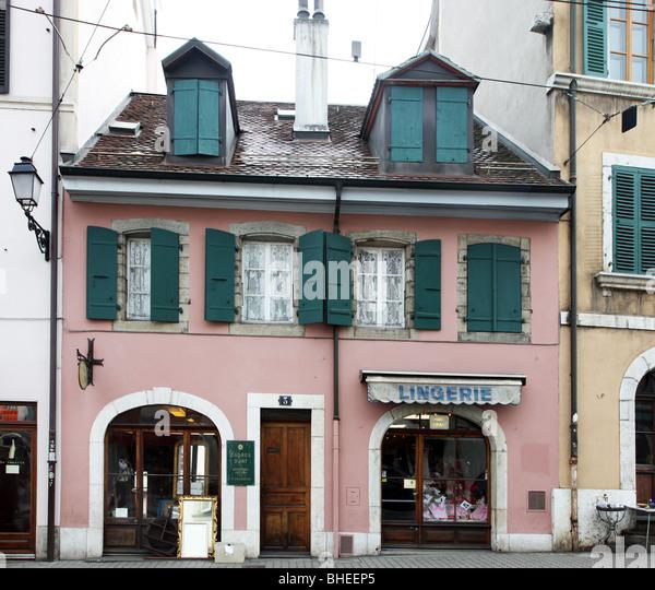 Cafe Saint Pierre Albigny