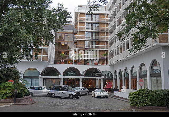 London Marriott Hotel Regents Park London