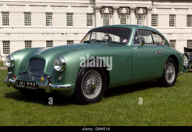 Vintage Aston Martin Stock Photos  Vintage Aston Martin Stock