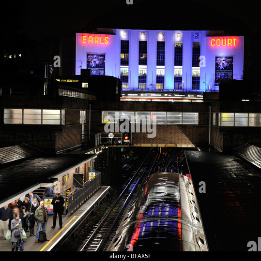 Earls Court Stock Photos & Earls Court Stock Images - Alamy
