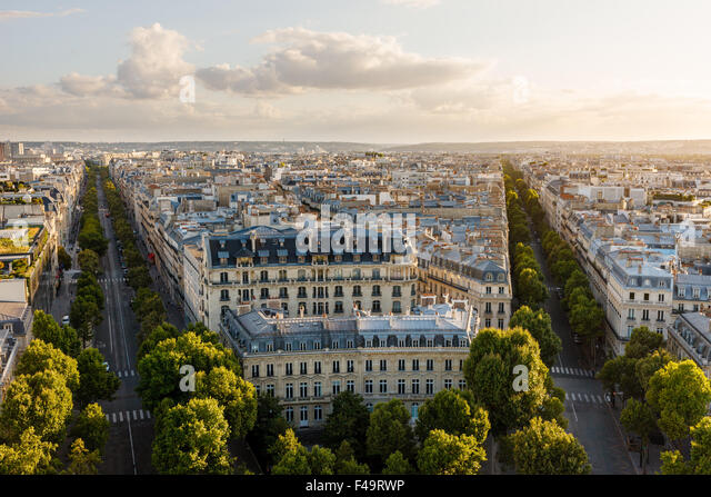 16th arrondissement buildings stock photos 16th arrondissement buildings stock images alamy. Black Bedroom Furniture Sets. Home Design Ideas