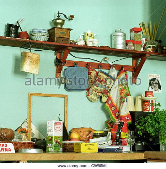 Messy Restaurant Kitchen: Chaos Kitchen Stock Photos & Chaos Kitchen Stock Images