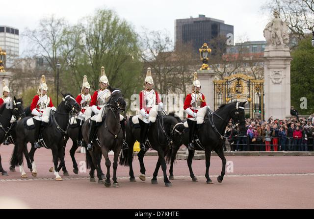 Royal Guard Beefeater Buckingham Palace Stock Photos ...  Royal Guard Bee...