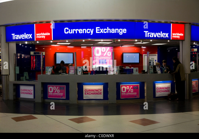Forex at gatwick airport