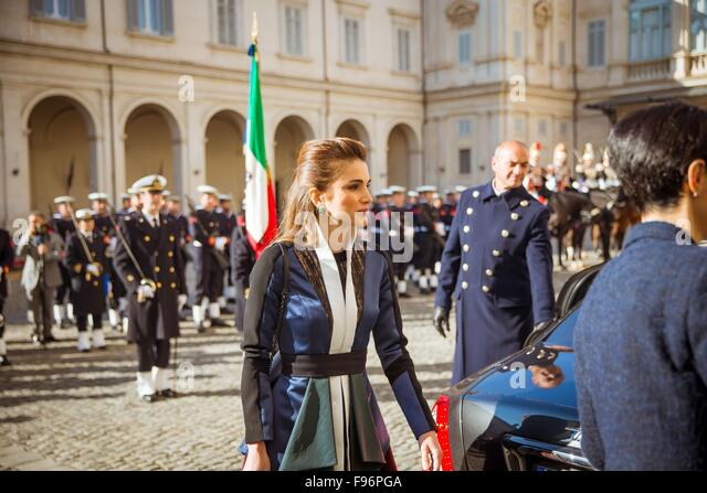 king abdullah kills queen rania rome