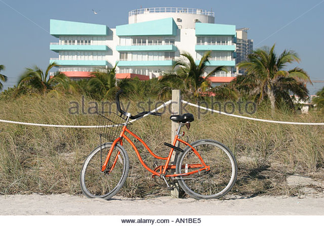 Bike Rental In Miami South Beach