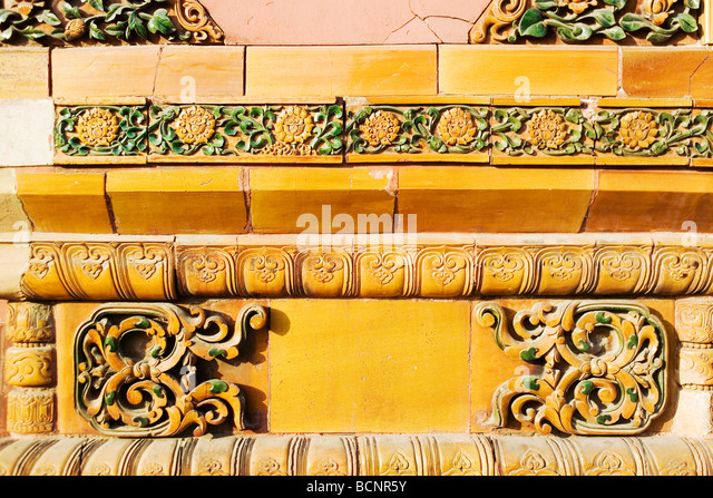 Glazed Decorative Tiles Stock Photos & Glazed Decorative Tiles Stock ...