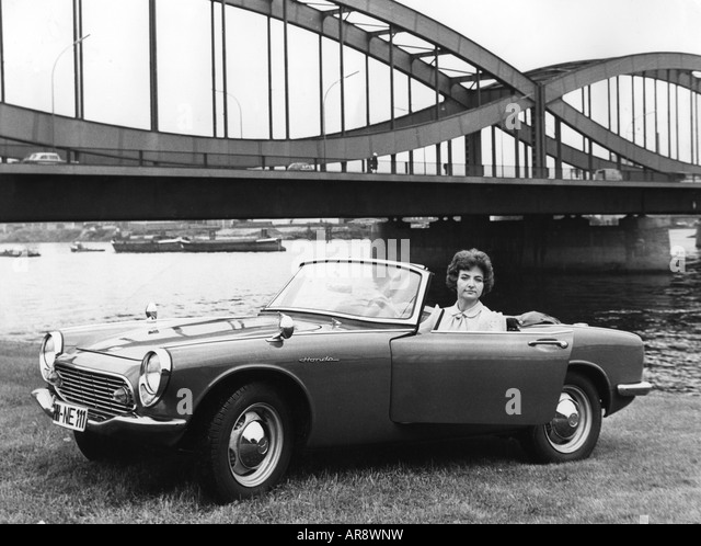 Superieur U0027transport / Transportation, Car, Vehicle Variants, Honda, U0027Honda S 600 U0027