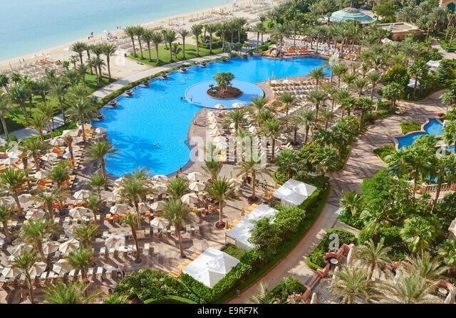 Dubai Atlantis And Palm View Stock Photos Dubai Atlantis