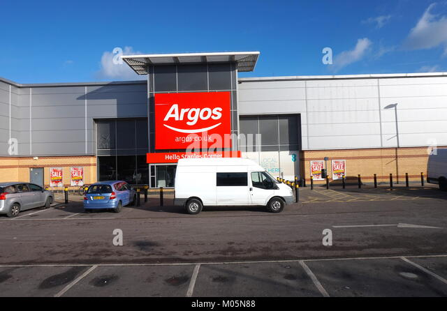 City of argos stock photos city of argos stock images alamy - Staples corner storage ...