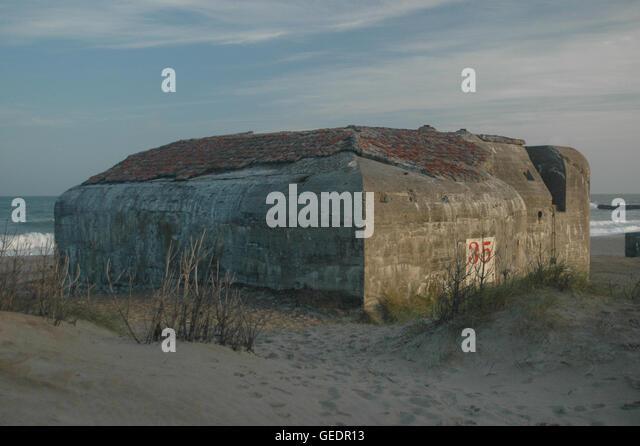 Hitler Bunker Stock Ph...