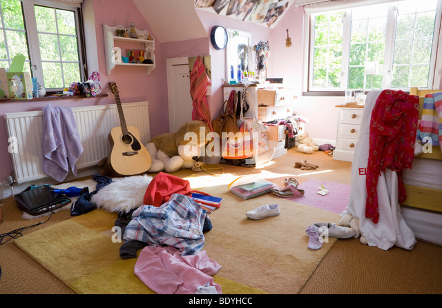 messy room bedroom stock photos messy room bedroom stock