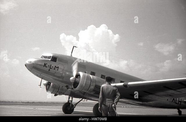 1930s commercial airplanes twin engined stock photos twin engined stock images alamy