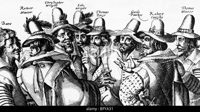Essays on the gunpowder plot