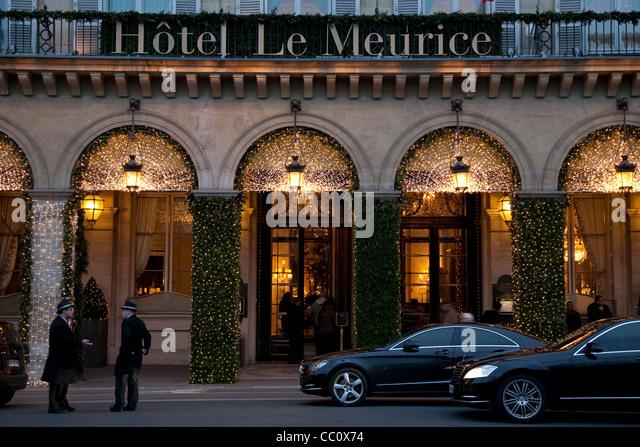 Restaurant Hotel Meurice