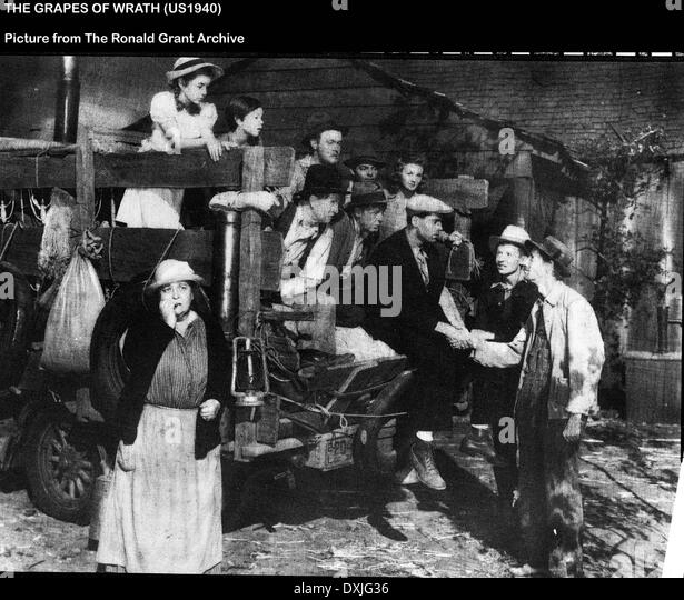 the struggle of the joad family in the grapes of wrath by john steinbeck Overview john steinbeck's the grapes of wrath is not merely a great american   the joad family gradually comes apart until only a struggling remnant survives.