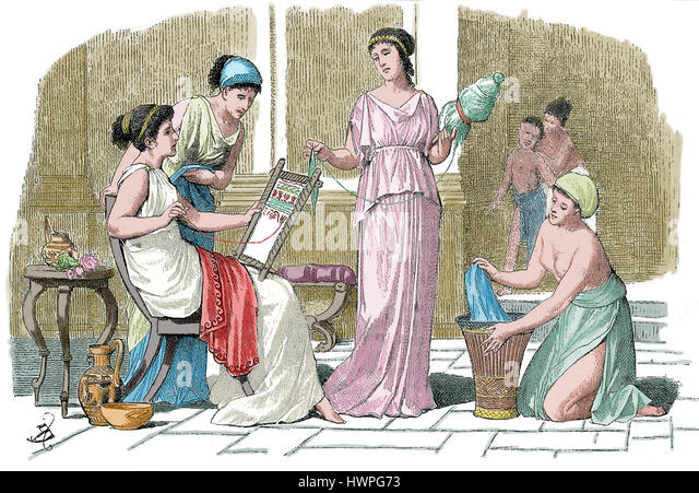Ancient Athenian Women