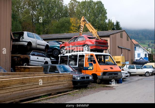 Auto salvage parts nj