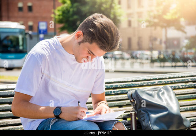 the creative writing sitting on a bench Shoulder isolation exercises  he holds a mfa in creative writing from cleveland state university  you will need to sit on the end of a bench lean forward.