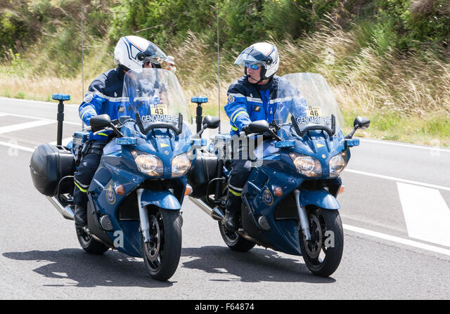 Super tenere police bikes for Police tours