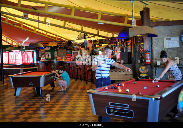 Snooker Hall Stock Photos Snooker Hall Stock Images Alamy