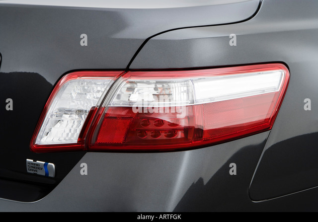 2008 toyota camry hybrid in stock photos 2008 toyota camry hybrid in stock images alamy. Black Bedroom Furniture Sets. Home Design Ideas