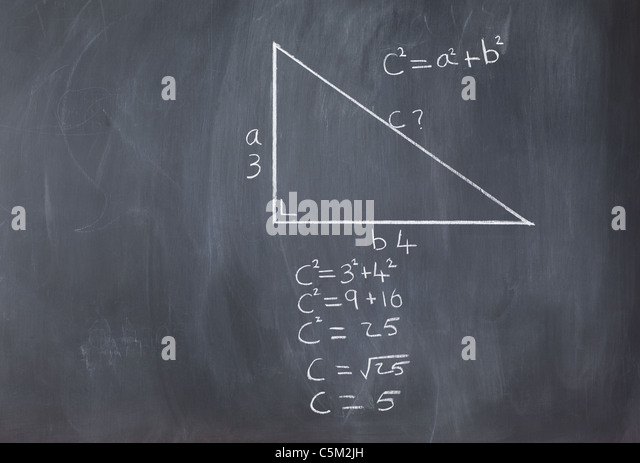 right angled triangle formulas pdf