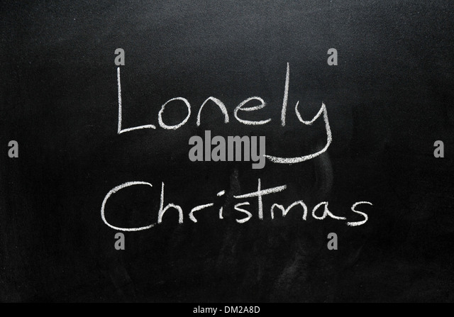 Lonely Christmas Stock Photos & Lonely Christmas Stock Images - Alamy