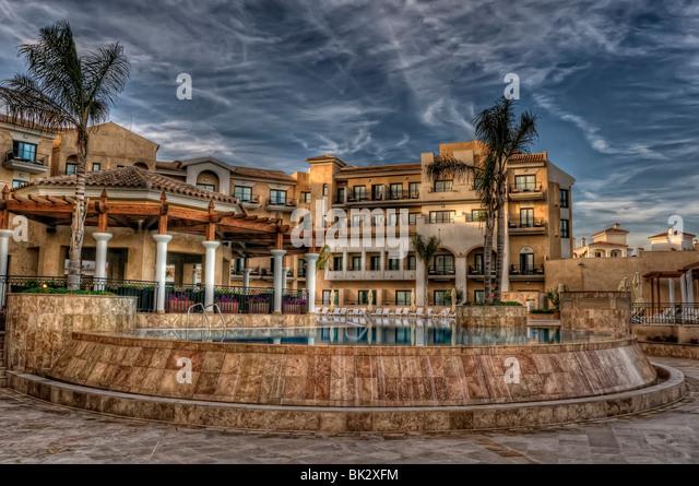 Intercontinental hotel stock photos intercontinental - Intercontinental park lane swimming pool ...