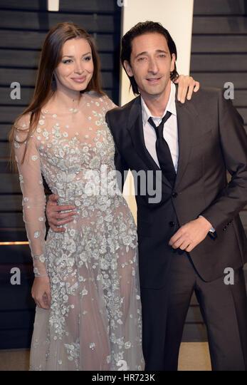 Adrien Brody Academy A... Adrien Brody Married