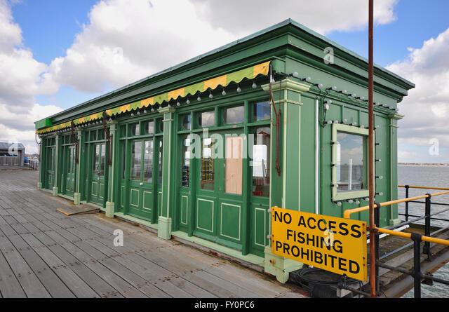 Pier West Cafe Southend