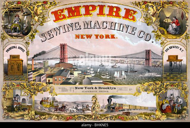 sewing machine nyc