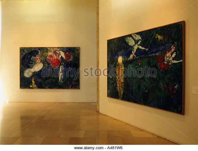 Chagall Museum Nice Stock Photos & Chagall Museum Nice ... Chagall Museum