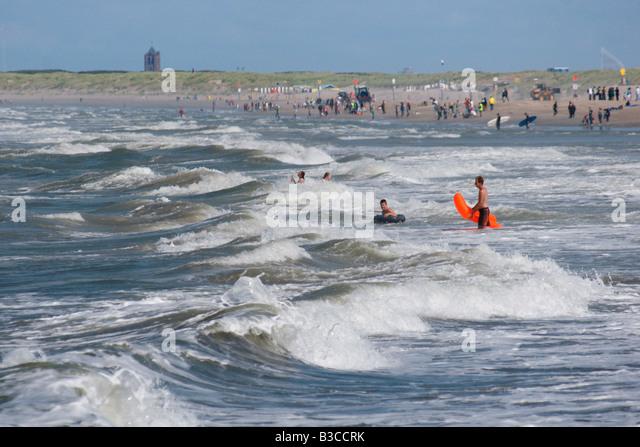 Holland Netherlands Bathing Stock Photos Holland