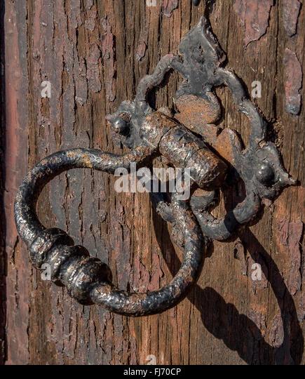 Rusty Door Handle Stock Photos & Rusty Door Handle Stock Images ...