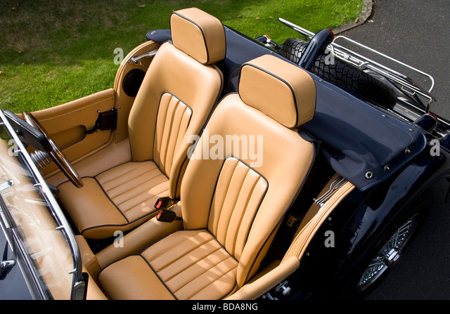 Leather Seats Stock Photos Leather Seats Stock Images Alamy