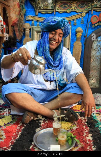 Traditional Berber Man Stock Photos & Traditional Berber Man Stock ...