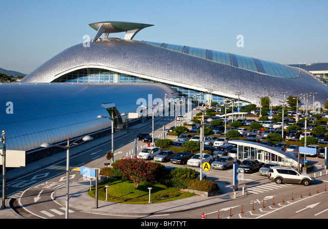 Incheon Airport Stock Photos Incheon Airport Stock Images Alamy