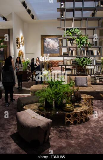 Salone del mobile 2015 design stock photos salone del for Salone mobile rho