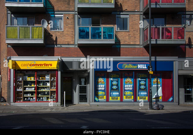 Betting Shop In Brixton - image 9