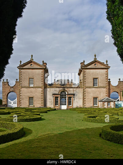 Parterre park stock photos parterre park stock images alamy - Gloriette fer smeden ...
