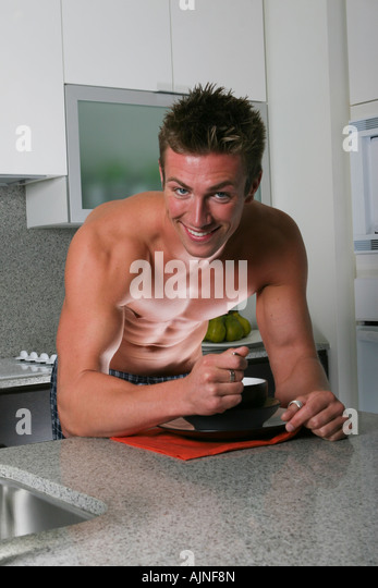 Abs And Kitchen Stock Photos & Abs And Kitchen Stock Images - Alamy