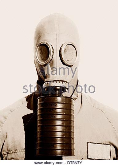 image Gasmask terror chemical warfare nuclear holocaust