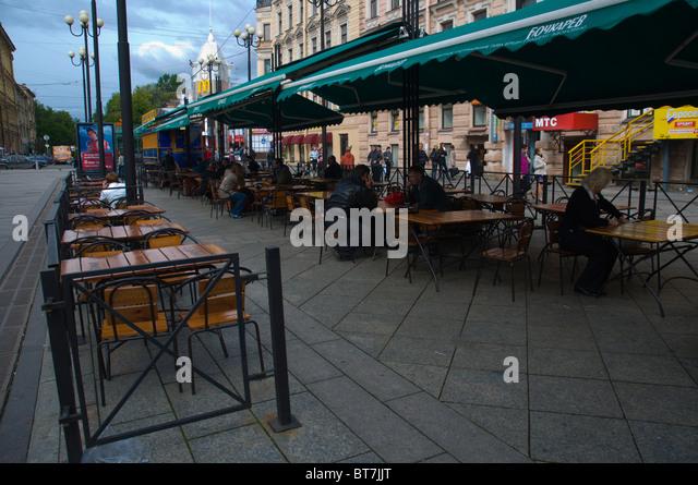 Cafe Cassis St Petersburg