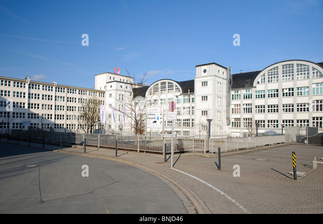 Field headquarters stock photos field headquarters stock for Architecture firms in europe